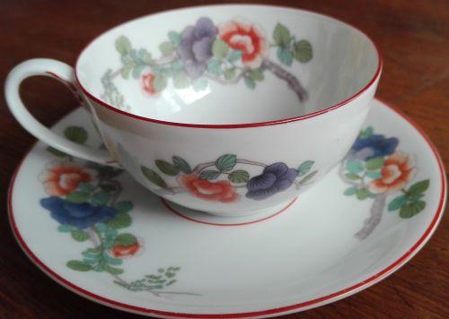 rosenthal kronach bavaria porcelain cup else pattern. Black Bedroom Furniture Sets. Home Design Ideas